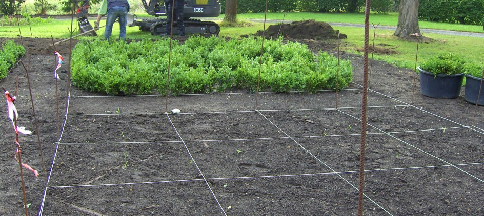 Baumschule: Gartenplanung