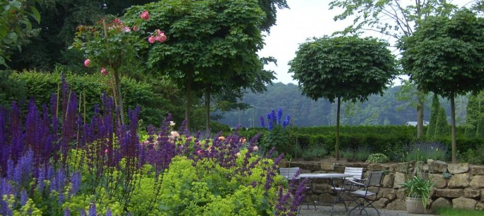 Baumschule: Privatgärten